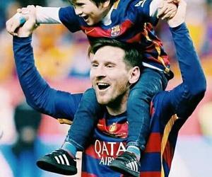 messi, Barca, and Thiago image