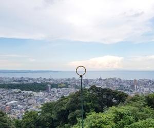 city, oita, and japan image