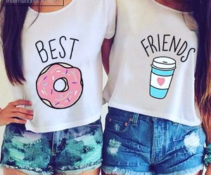 girls, best friends, and bff image