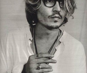 johnny depp, actor, and Hot image