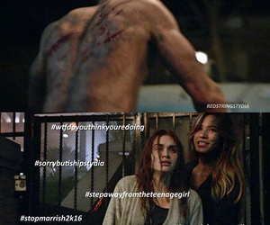 banshee, funny, and teen wolf image