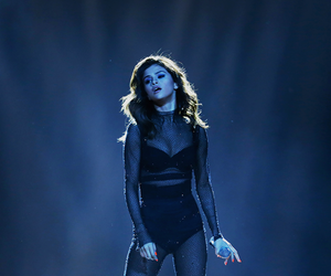 blue, selena, and revival tour image