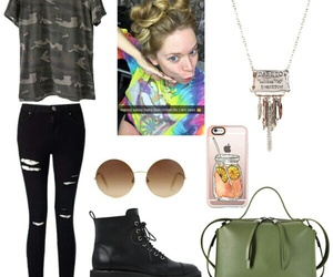 clothes, cool, and green image