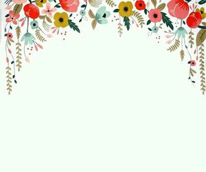 flowers, wallpaper, and color image