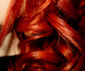 hair and redhead image