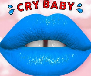 blue, melanie, and cry baby image