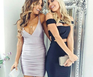 fashion, style, and best friends image