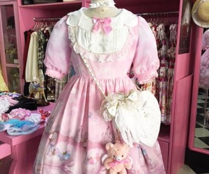 angelic pretty, lolita, and kawaii image