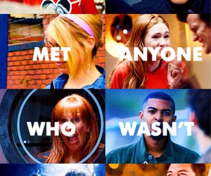 doctor who, Mickey Smith, and rose tyler image