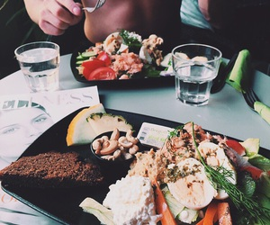 food, healthy, and spa image
