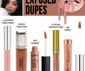 jenner, kylie jenner, and exposed image