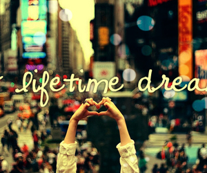 Dream, heart, and life image