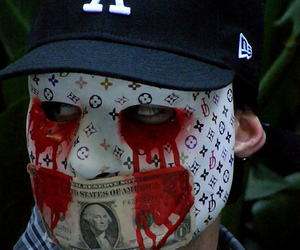 Louis Vuitton, j-dog, and hollywood undead image
