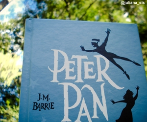 book, livro, and peter pan image