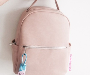 fashion, pink, and school image
