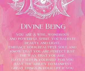 beauty, divine, and hippie image