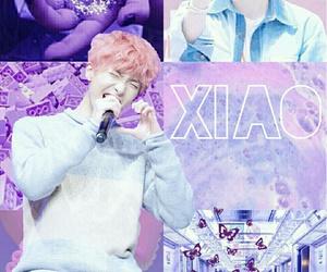 kpop, purple, and wallpaper kpop image