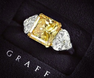 graff, ring, and diamond image