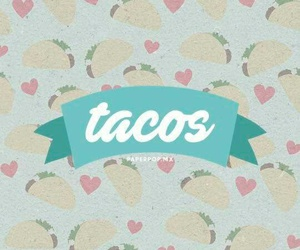 tacos, wallpaper, and background image