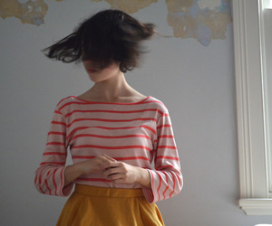 hair, photography, and indie image
