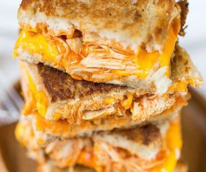 Chicken, grilled cheese, and sandwich image
