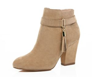 ankle boots, fashion, and gimme image