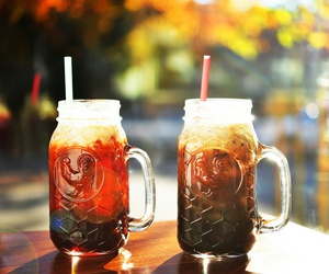 beverages, cold, and drinks image