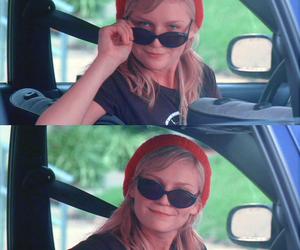 elizabethtown, Kirsten Dunst, and red hat image