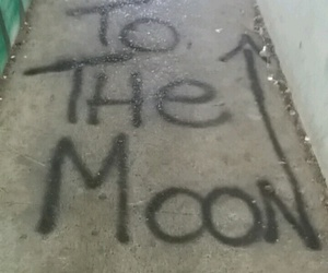moon, places, and strange image