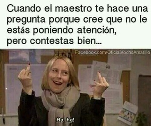 frases, funny, and memes en español image