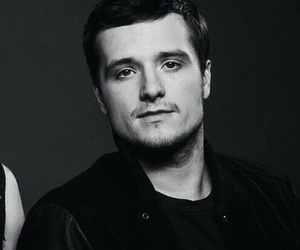 josh hutcherson, Hot, and hunger games image