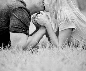 boyfriend, kiss, and love image