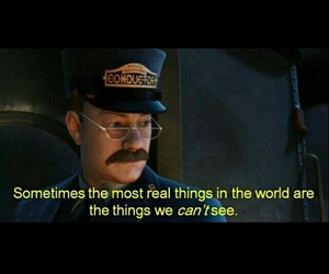 phrases, quotes, and the polar express image
