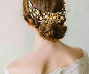 bridal, bride, and casamento image
