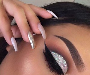 hair, makeup, and nails image