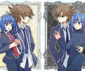 Aichi, kaichi, and cardfight vanguard image