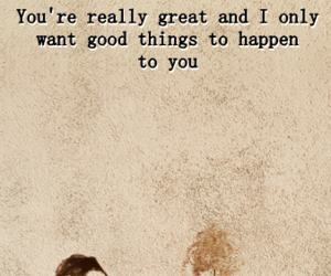background, girl, and phrases image