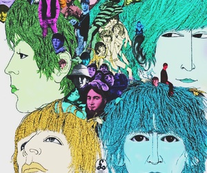 beatles and revolver image