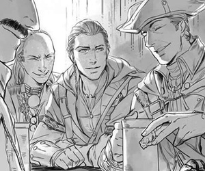 Assassins Creed, connor kenway, and charles lee image