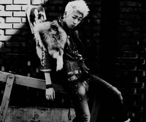 b&w, black and white, and zico image