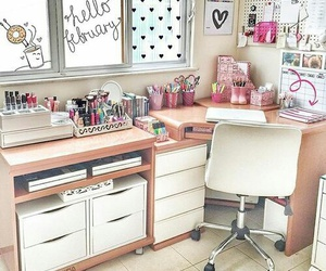 cozy, pink, and room tour image