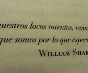frases, quotes, and william shakespeare image