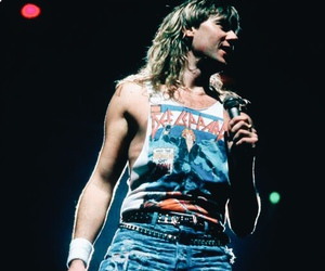def leppard and joe elliot image