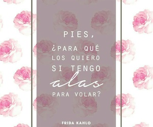 wallpaper, frases, and Frida image
