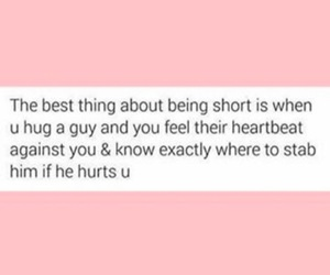 broken heart, psychic, and short girl problems image
