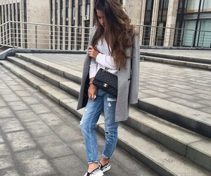 fashion, style, and girl image