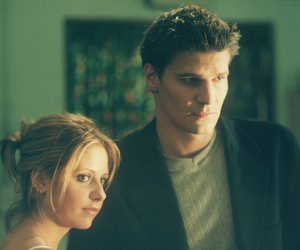 angel and buffy image