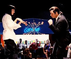 pulp fiction and John Travolta image