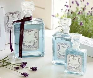 lavender and perfume image