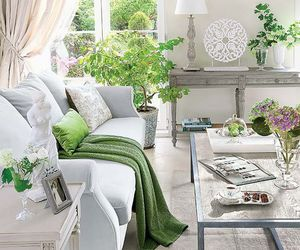green and home image
